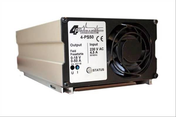 Bilde av 4 Power 50A lader 12 - 18 volt