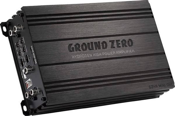Bilde av Ground Zero GZHA Mini One 1x630W @ 1